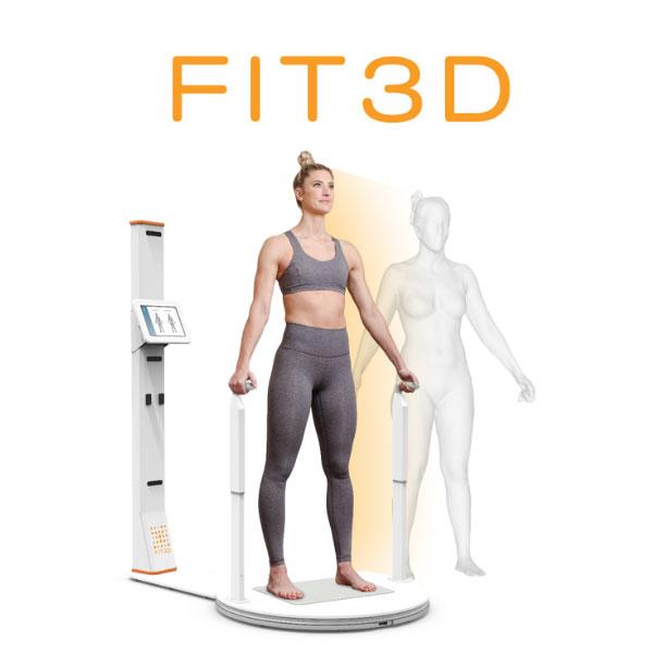 FIT 3D scan
